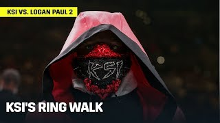KSI's Ring Walk Featuring Rick Ross