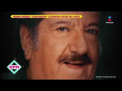 Pedro Weber 'Chatanuga': sus 4 matrimonios y su adicción al alcohol | De Primera Mano