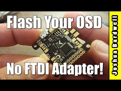 Betaflight Serial Passthrough With Furious FPV Kombini OSD | HOW TO