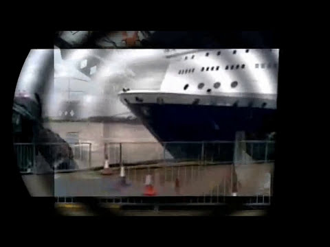 Sirena Seaways Ferry Crash [CAUGHT ON CAMERA]