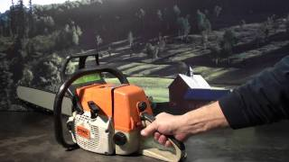 The chainsaw guy shop talk Stihl 034 chainsaw 1 6