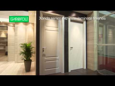 GAROFOLI Group - Xonda Series doors (en)