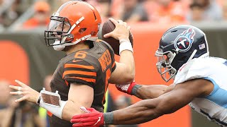 Browns discuss Baker Mayfield's recent struggles