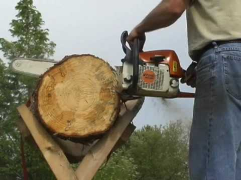 Stihl MS390 Chainsaw
