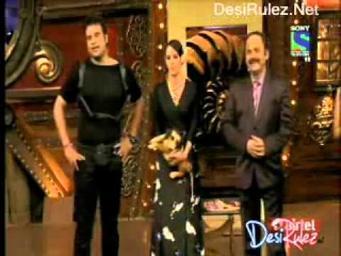 Comedy Circus Kapil And Sudesh As Daya And Acp Pradyuman-iii video
