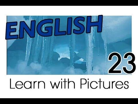 Learn English - English Winter Vocabulary