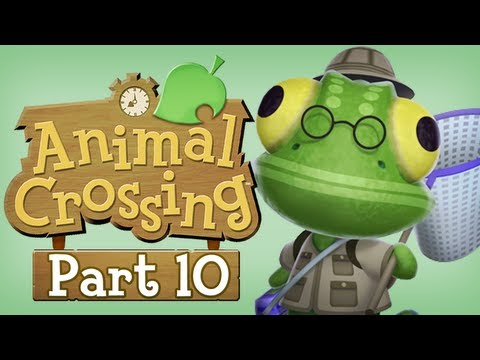Let's Play Animal Crossing New Leaf - Part 10 (The Champion)