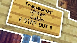 TRAYAURUS' MINECRAFT CHRISTMAS COUNTDOWN?!