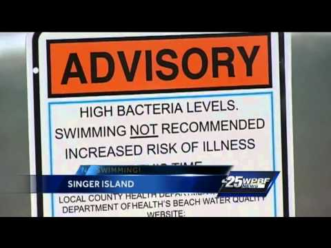No swimming on Singer Island? No way, beachgoers say