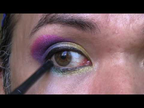 Shock Effect Eye Look