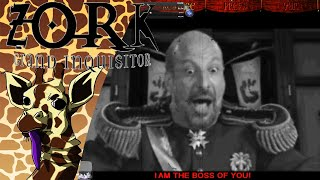 Zork: Grand Inquisitor: I Think That Guy's the Boss of Us - Kevin the Giraffe