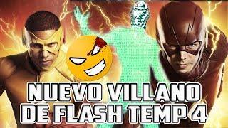 El NUEVO VILLANO de la 4 Temp. de FLASH   The Flash Season 4   #CinexcesoFAQ #Mefe