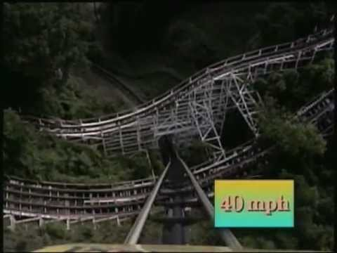 The Steel Phantom At Kennywood (AKA Phantoms Revenge)