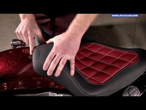 Motorcycle Seats - How to Install a Seat on Your Harley Davidson by J&P Cycles