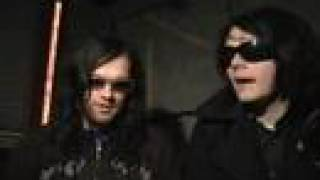 my chemical romance and the used bert gerard