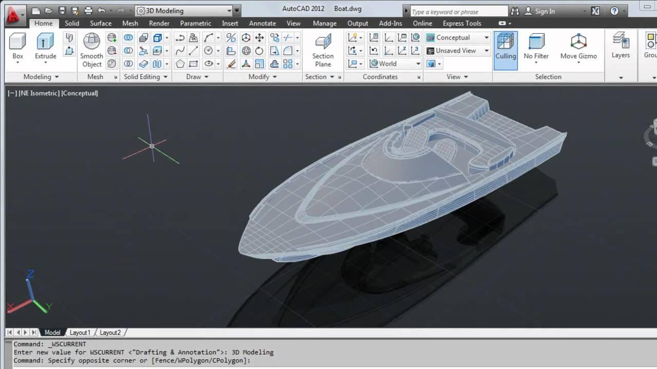 autocad 2012 commands pdf free download