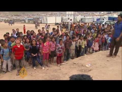 Iraq's Kurdish region hosts Syrian refugees