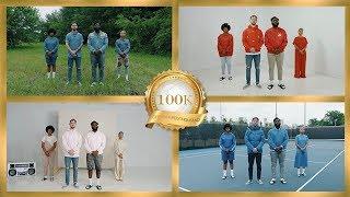 Tobe Nwigwe | 100K. (feat. Luke Whitney & FAT) #getTWISTEDsundays