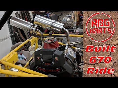 Performance 670cc First Ride ~ Manco Deuce Build Ep.3