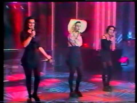 Bananarama - Love, Truth & Honesty (live on French TV) Sacree Soiree