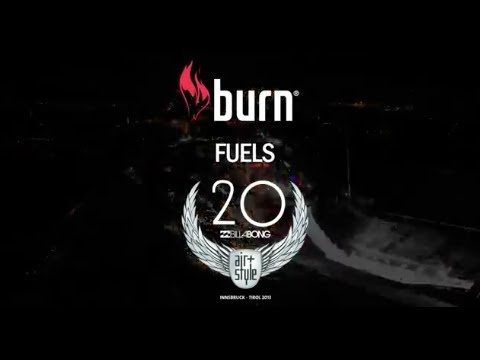 burn PRESENTS: burn Style Sessions / Air & Style 20th Anniversary