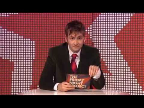 """David Tennant """"There's been a murder."""""""