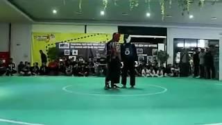 SILAT BEKSI VS MMA