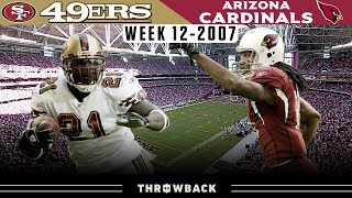 Dramatic Ending in the Desert! (49ers vs. Cardinals 2007, Week 12)