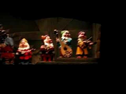 Three Little Pigs and Snow White from Mickey Mouse Revue