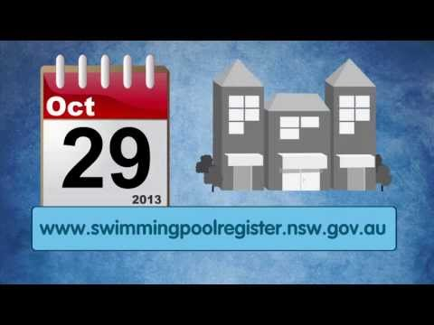 Be Pool Safe - Nsw Swimming Pool Register video