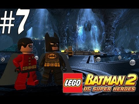 Lego Batman 2 - Walkthrough Part 7 Chemical Signature