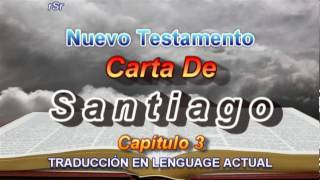 Carta De Santiago - Traducción Lenguage Actual