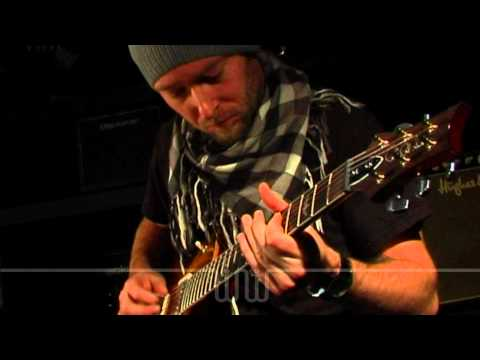 Ruud Jolie (Within Temptation ,Maiden United ,For All We Know) 'Down On My Knees' Solo on PRS SC58