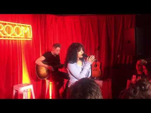 MOANA How Far I'll Go (LIVE) - Alessia Cara