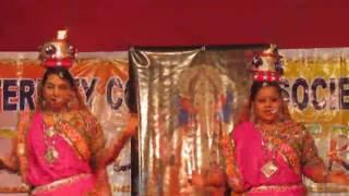 Best Rajasthani Folk Dance fusion styles including ghoomar , Chirmi , kalbeliya