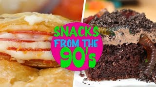 Snacks From The 90