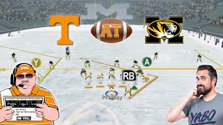 Air Duggs First Snow Game! - Week 10 #2 Tenn vs Mizzou
