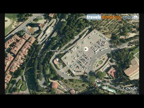 Florence Virtual Tour: Monuments and places (Google Earth)