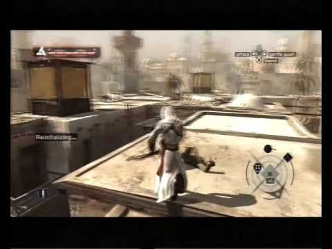 Assassin's Creed, Career 049, Damascus: Poor District, Escape (failed)