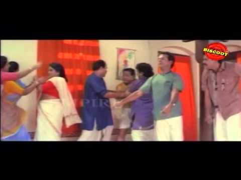 Kochi Malayalam Movie Comedy Scene Kanaka Innocent Kochi video