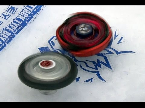Beyblade 2014 Winter Battle of the Stadiums Part 2