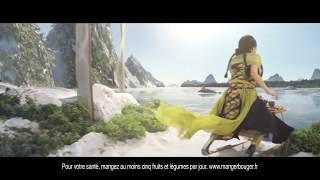 Musique Publicité 2018 - May TEA -  Parfum Menthe