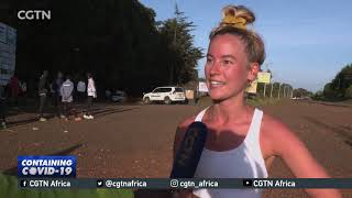 Foreign athletes training in Kenya worry of being stranded