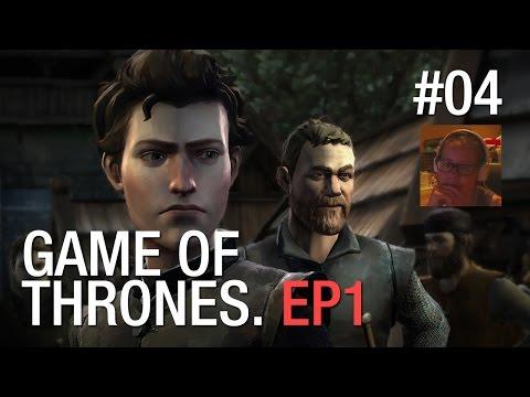 GAME OF THRONES ep 1 part 4: Lord Ethan or Eddie Redmayne?