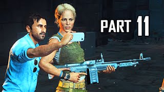 Just Cause 3 Walkthrough Part 11 - Abandon Ship (PC Ultra Let