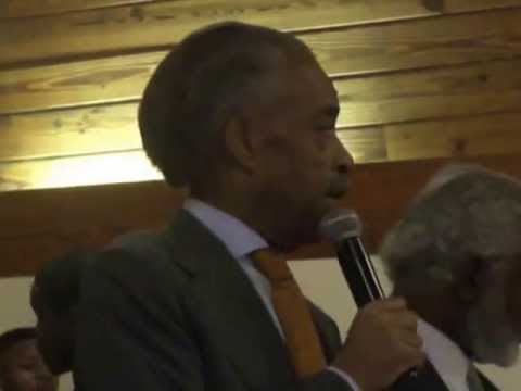 3 or 4,  Al Sharpton; Kendrick Johnson  Death in Valdosta, Georgia..