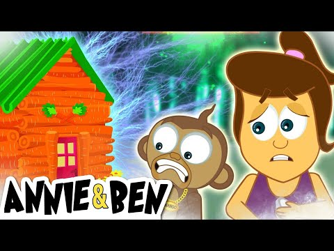 WITCH SWITCH | Funny Animal Cartoons for Children | The Adventures of Annie and Ben!