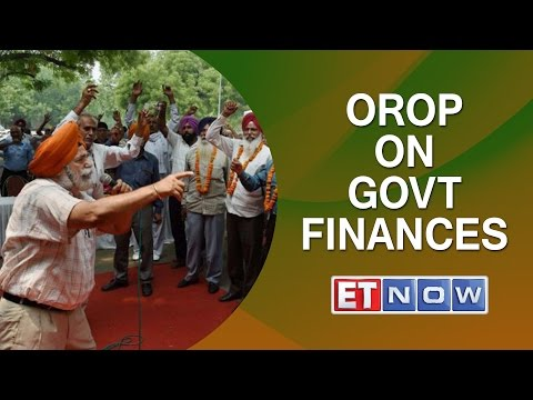 One Rank One Pension's Effect On Government Funds