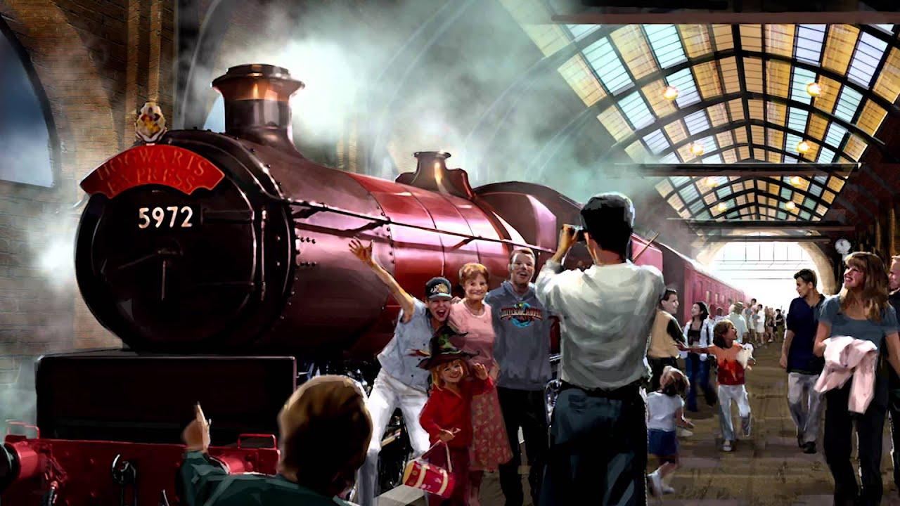 Hogwarts Express Wallpaper First Look Hogwarts Express