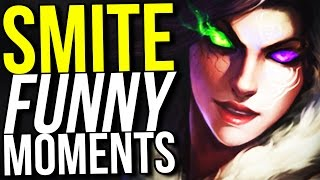 EASIEST PENTAKILL OF MY LIFE! (Smite Funny Moments)